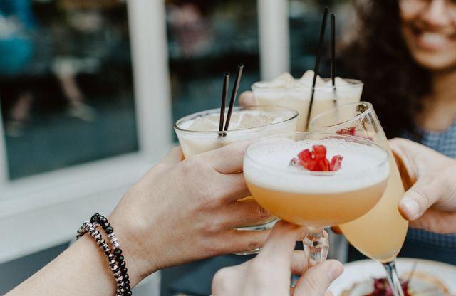 Alkohol verhinder abnehmen